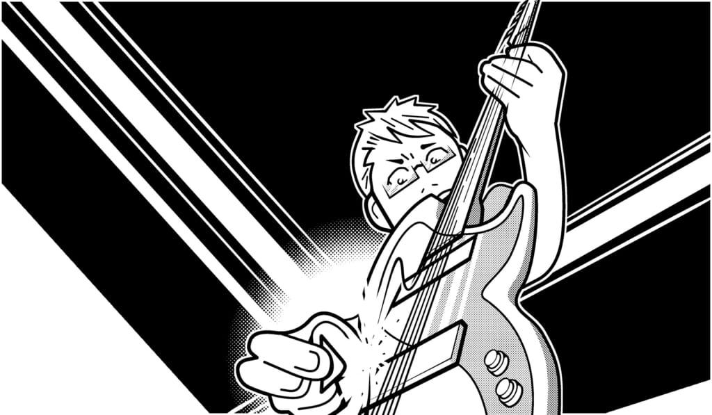 宮脇流セッション・ギタリスト養成塾ギター・ソロで1弦が切れてしまったら?