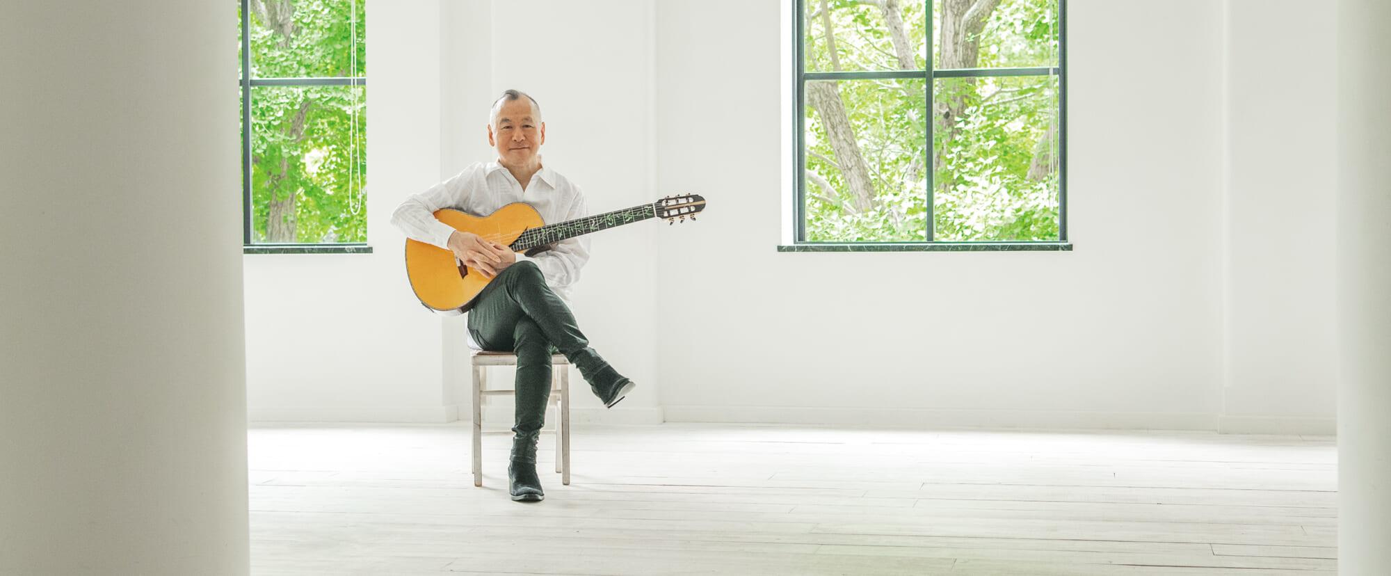 "Interview|横田明紀男求道者が目指す""終着点"""
