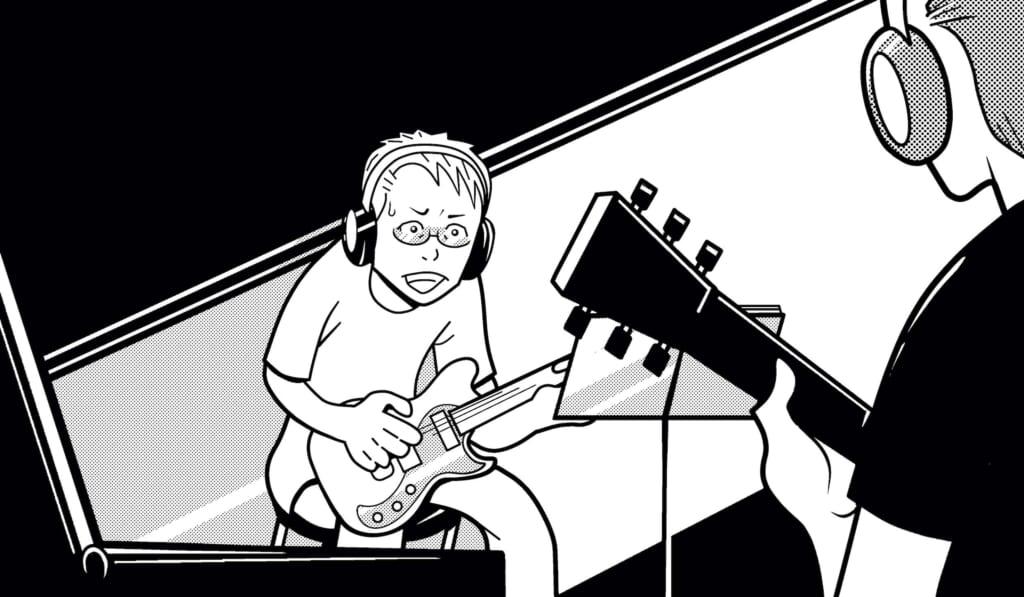 宮脇流セッション・ギタリスト養成塾デモ音源でギターを頼まれたら?