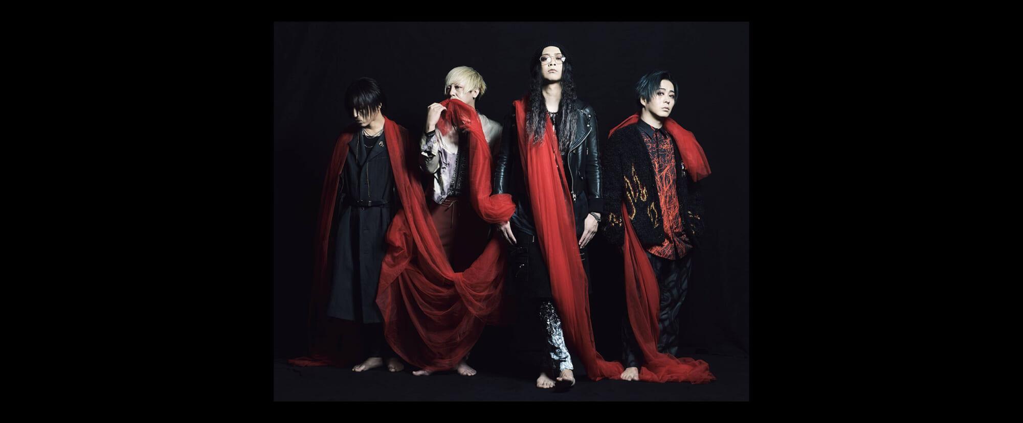 MUCC、無観客配信ライブ第二弾を2020年9月20日(日)に実施!