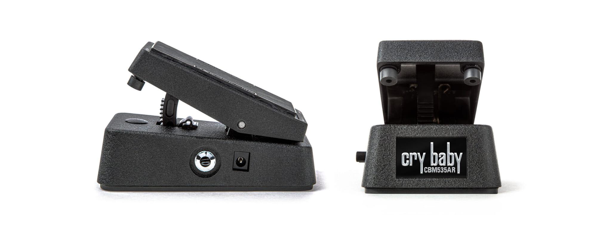 オート・リターン機構を備えたJim Dunlopの小型クライベイビー