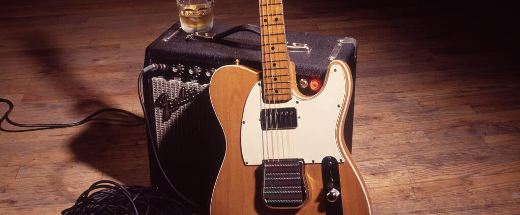 テキサス・ブルースで愛されたギター