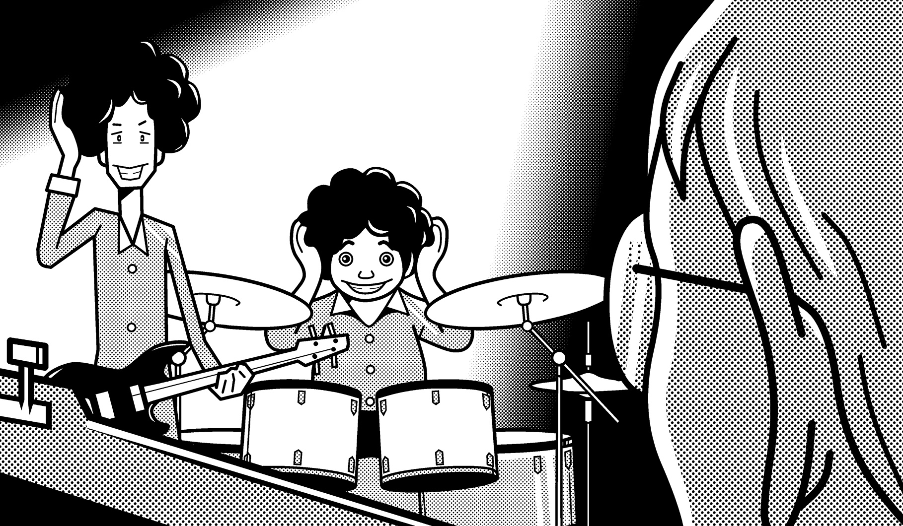 宮脇流セッション・ギタリスト養成塾ソウル&ファンク・セッションに参加