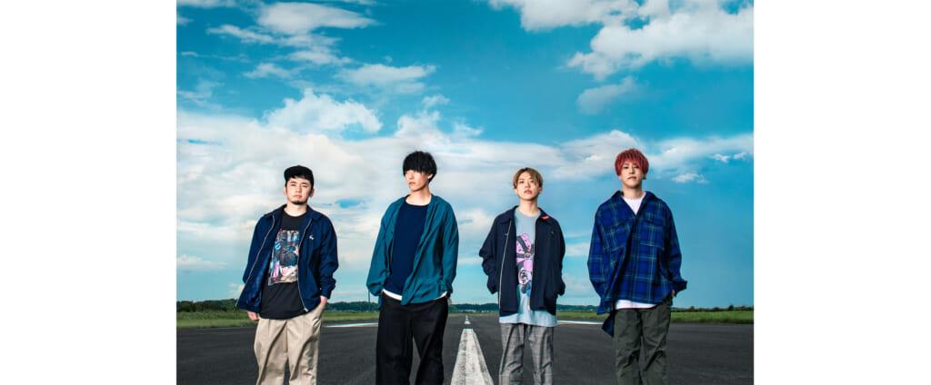04 Limited Sazabys、11月に地元愛知で単独公演を実施!