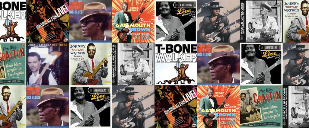 テキサス・ブルース初心者が聴くべき必聴ギター名盤、この10枚!