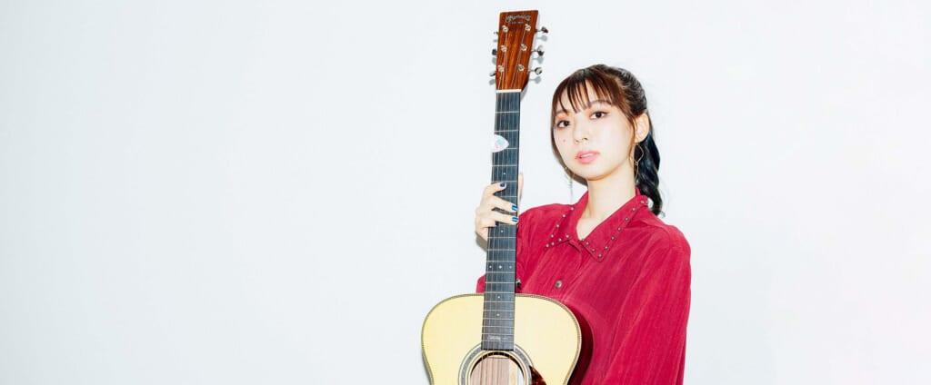 Interview|竹内アンナ ギタリストとして目指す先(スペシャル動画付き!)