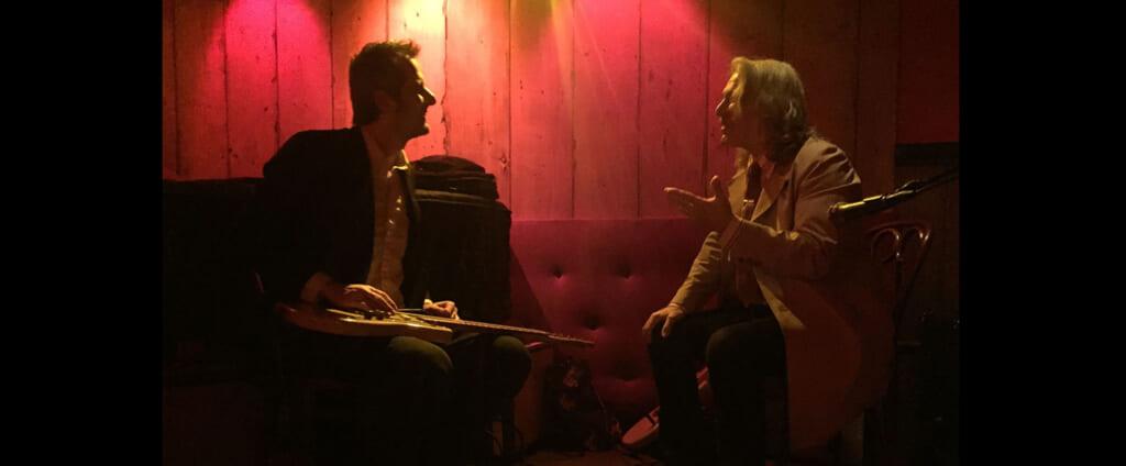 """ジム・カンピロンゴ&ルカ・ベネデッティカントリー&ジャズの名手ふたりによる""""会話"""""""