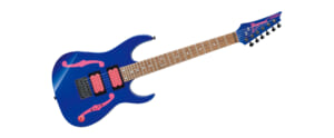 ポール・ギルバート・モデルを引き継ぐアイバニーズの可愛いトイ・ギター