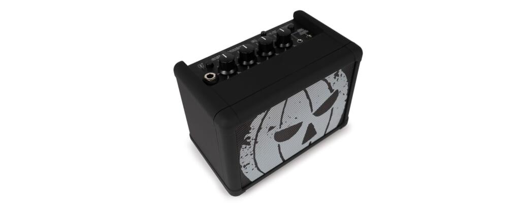 ハロウィンのミニ・ギター・アンプが200台限定で発売 プレゼントにも良し!
