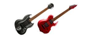 DIR EN GREY 薫とDieのシグネチャー・ミニ・ギターがGrassRootsより登場
