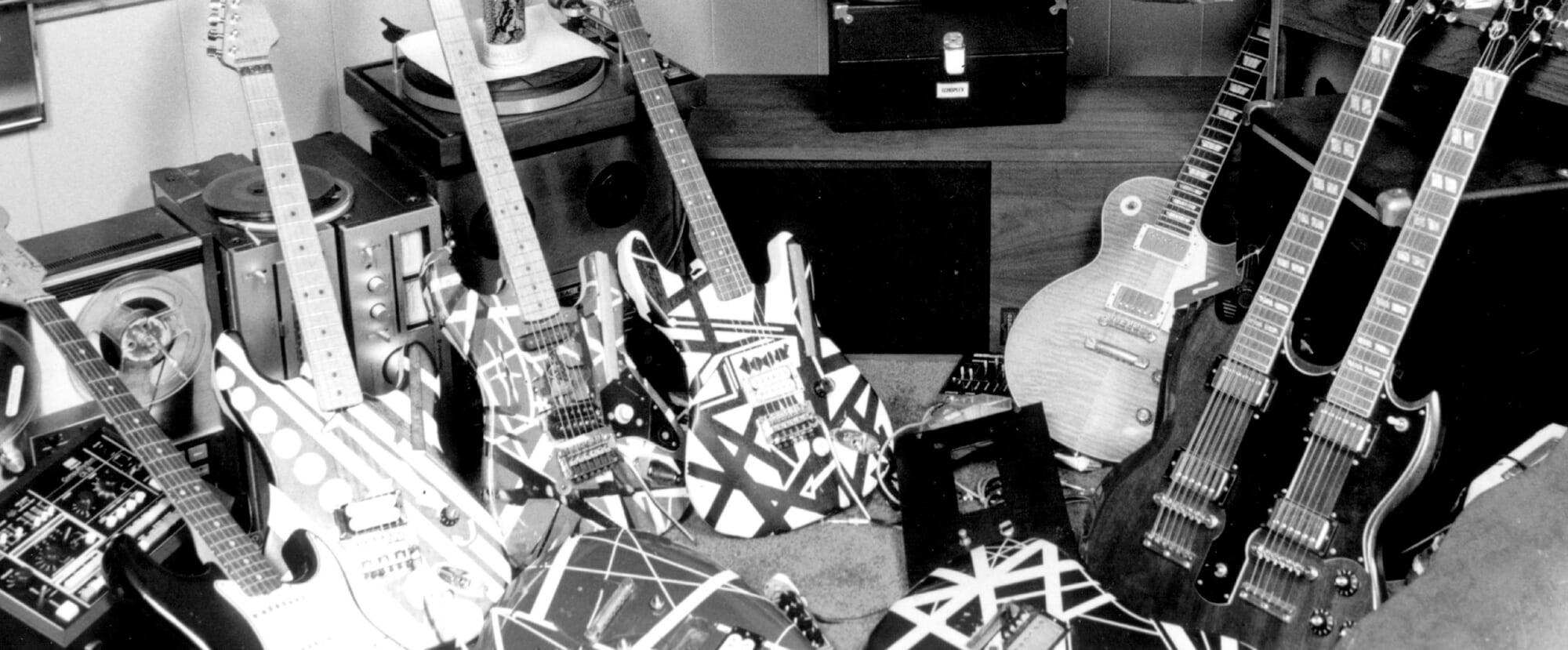 愛器の変遷から探るエディ・ヴァン・ヘイレンのギター観