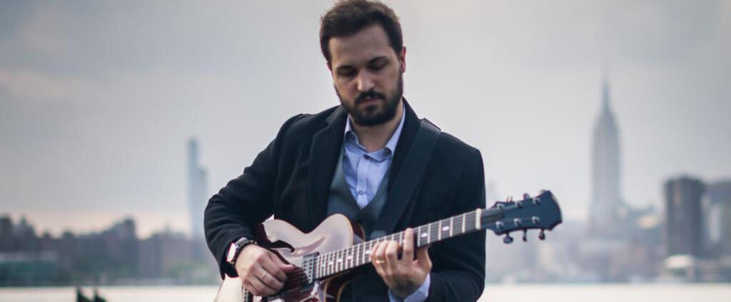Interview|リカルド・グリーリN.Y.次世代ジャズ・ギタリストの現在