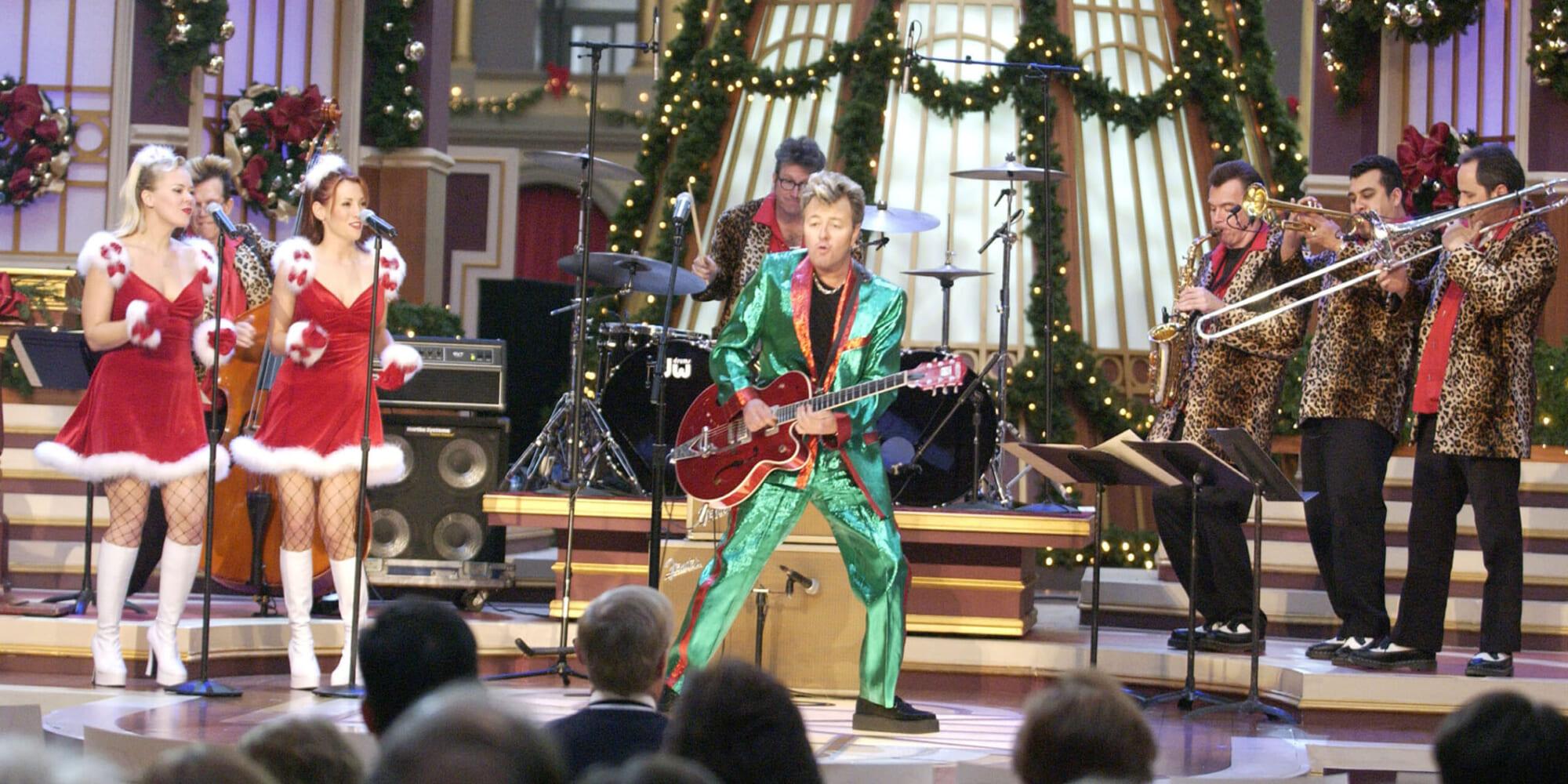 絶品プレイに酔いしれる、ギター・クリスマス・ソング集