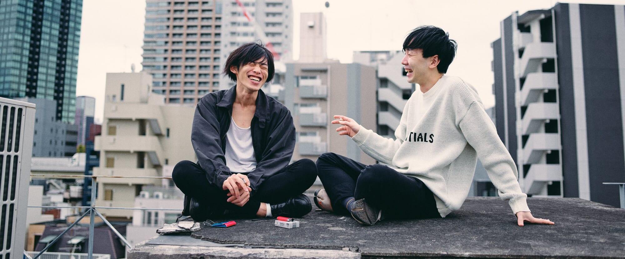 Interview|君島大空×西田修大『縫層』で輝くギタリストとしての側面
