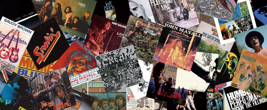 ギタリストなら絶対に聴くべきブリティッシュ・ブルース・ロックの名盤40枚(4/4)