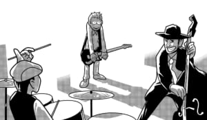 宮脇流セッション・ギタリスト養成塾ブルースをジャズ・ブルースにアレンジ