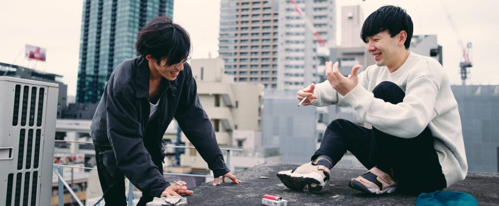 君島大空×西田修大の愛用ギター&ペダル・ボード!