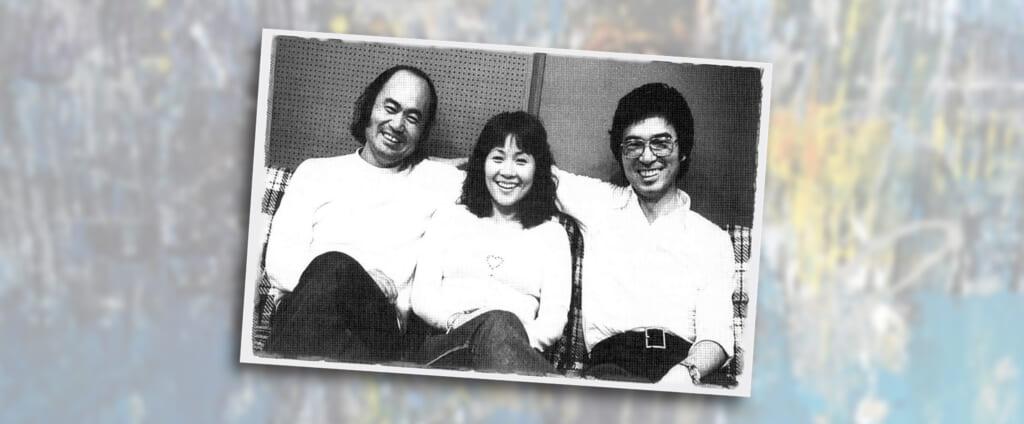 和製歌姫・後藤芳子と日本ジャズの至宝・中牟礼貞則
