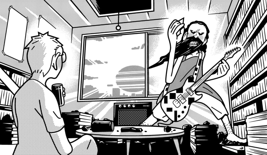 宮脇流セッション・ギタリスト養成塾Aハーモニック・マイナーへのスケール・チェンジを見破る