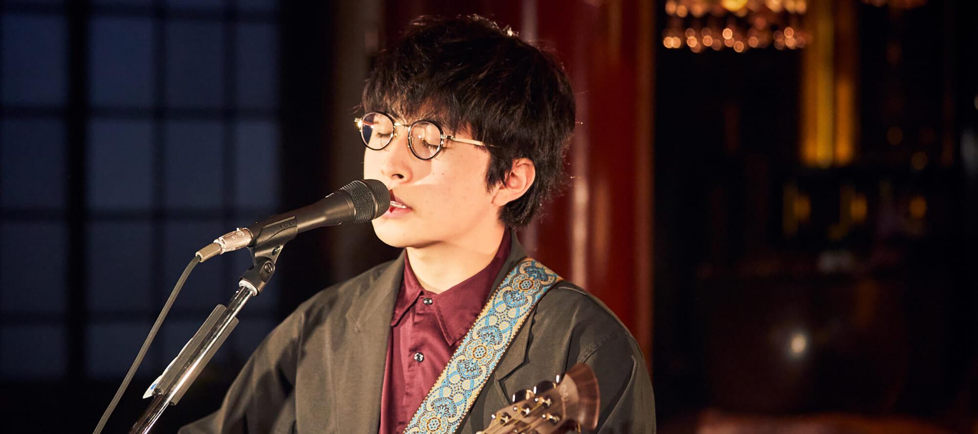 Interview | 崎山蒼志 待望のメジャー1st作が示した、恐るべき18歳の多面性。