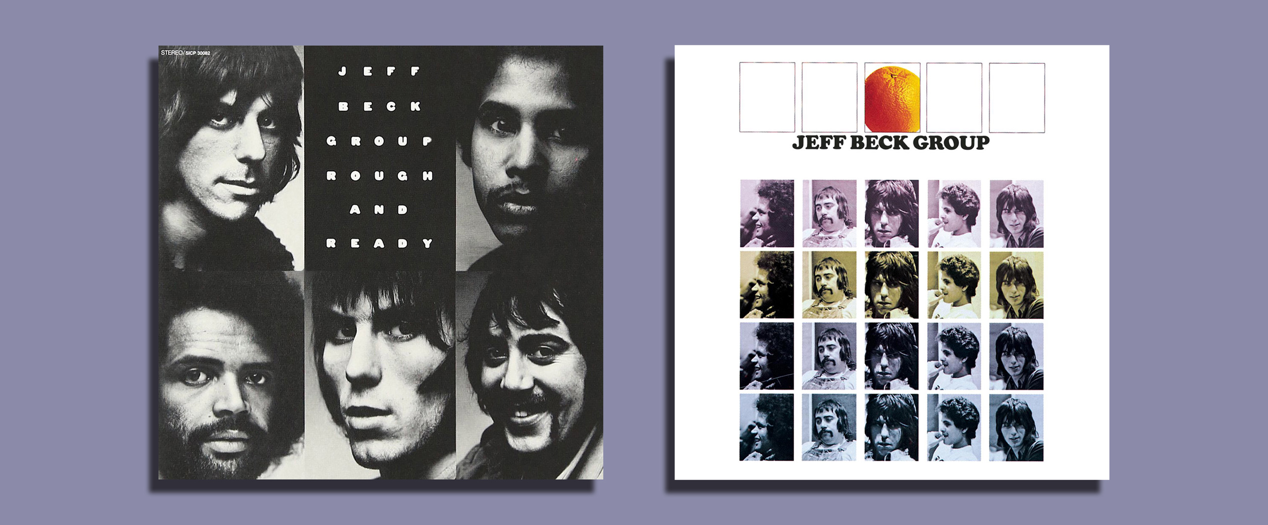 GM Disc Review Special『Rough And Ready』&『The Jeff Beck Group』