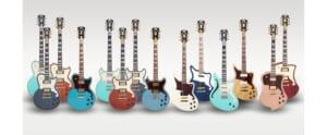 ディアンジェリコのソリッド・ギター国内での正規販売がスタート