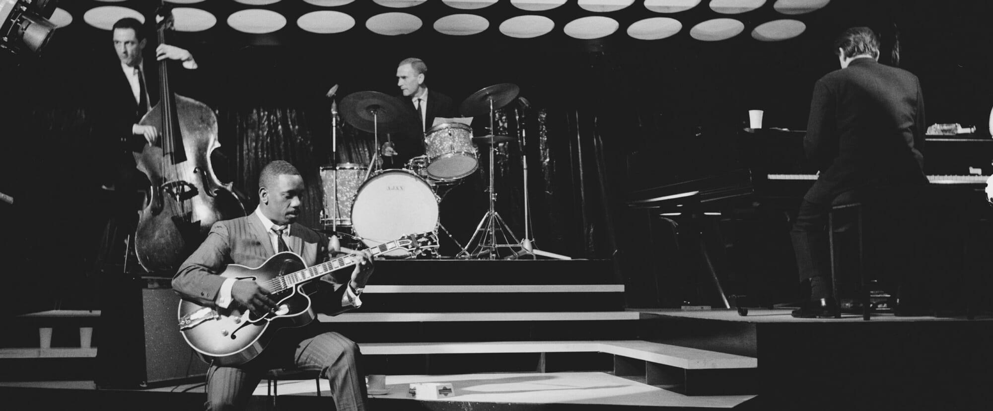 ウェス・モンゴメリーと巡る、1965年のヨーロッパ・ツアー!