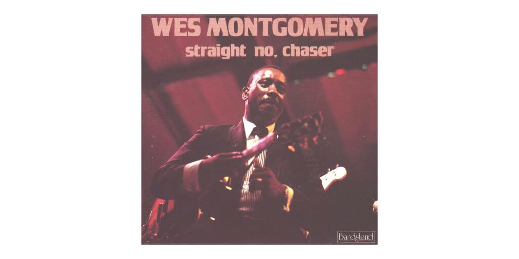 ウェス・モンゴメリー@オランダ・ヒルフェルスムCD『Straight, No Chaser』
