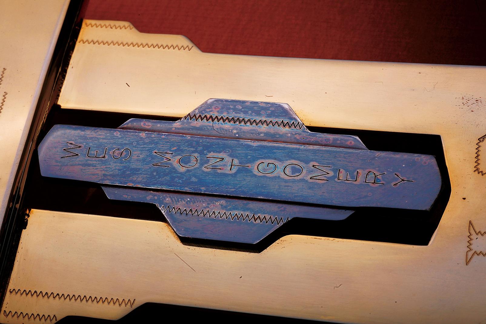 1965年の欧州ツアーでウェス・モンゴメリーが使った機材