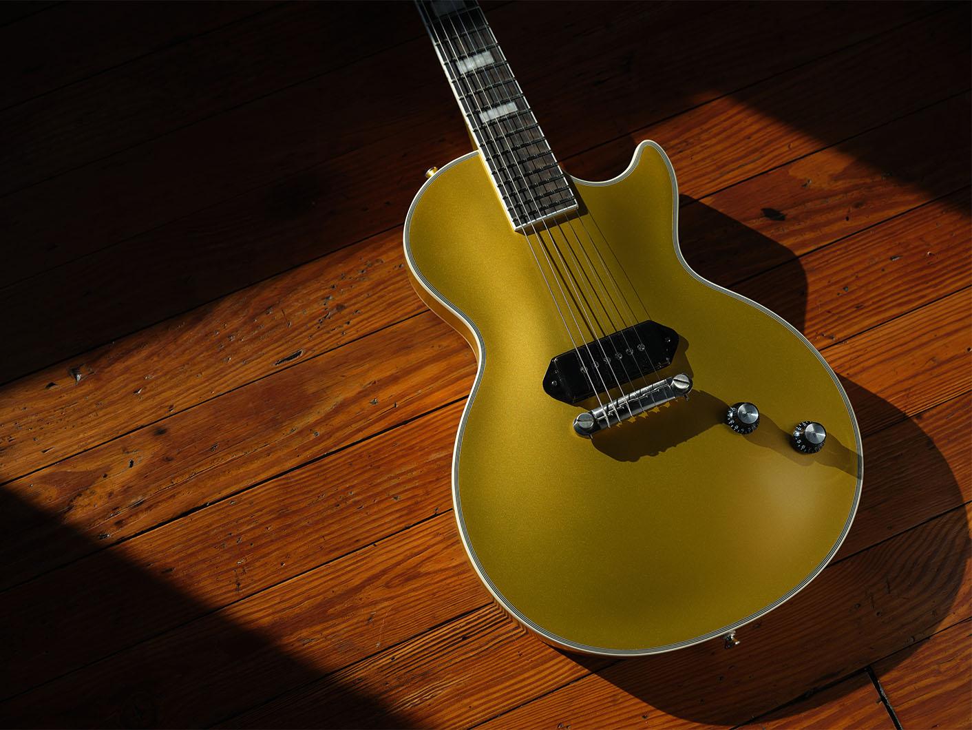 ジャレッド・ジェイムス・ニコルスの2本目のシグネチャー・ギターがエピフォンより発売