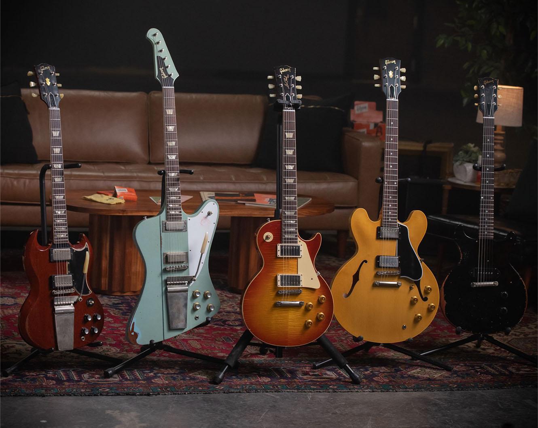 池部楽器店、GWに渋谷でギブソンの期間限定ストアをオープン