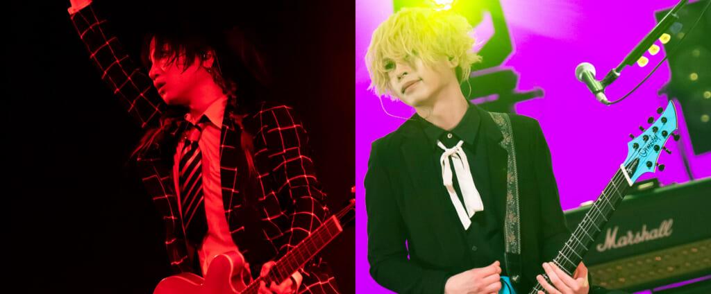 "Axis' Gear|千秋 & Miyako(DEZERT)ライブ映像作品『DEZERT SPECIAL LIVE 2020 ""TheToday""』使用機材"