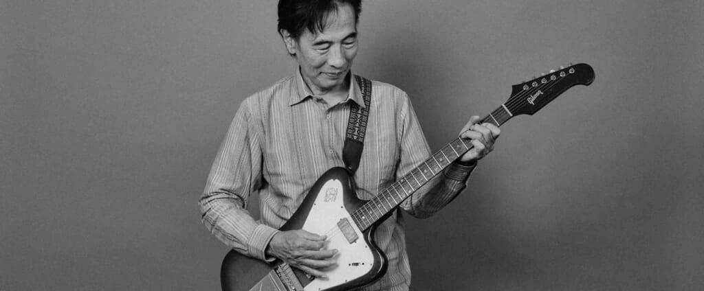 鈴木茂が参加した大滝詠一楽曲での名演。