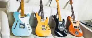 安藤正容を支えるギター&サウンド・システム