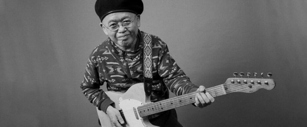 大滝詠一楽曲で聴ける村松邦男のギター・プレイ。