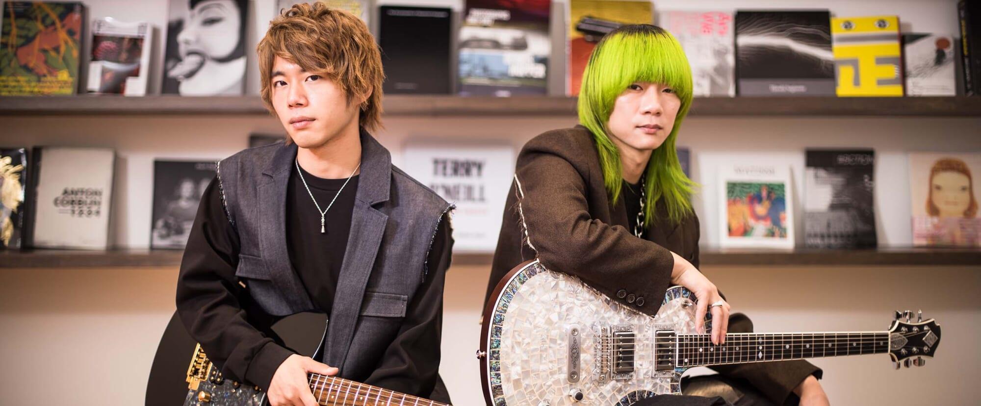 Interview|沖聡次郎&山田海斗による骨太ツイン・ギターが告げる『開幕宣言』