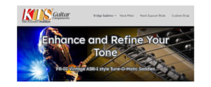 KTSミュージカルプロダクツが公式サイトをリニューアルユーザーとの直接のつながりを強化