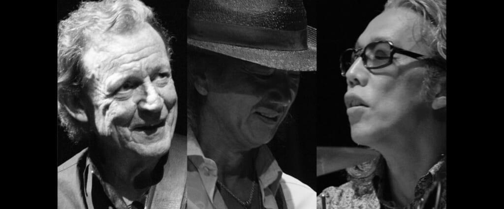 ジャック・ブルース、Char、屋敷豪太がクリームの曲を演奏した2012年のライブ映像の配信が決定
