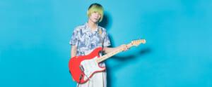 山田海斗(Novelbright)× フェンダーMade in Japan Hybrid Ⅱ Stratocaster