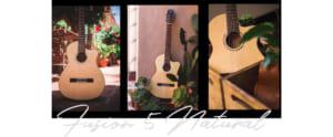 スティール弦ギターのプレイヤーにも弾きやすいナイロン弦ギターCordoba Fusion 5