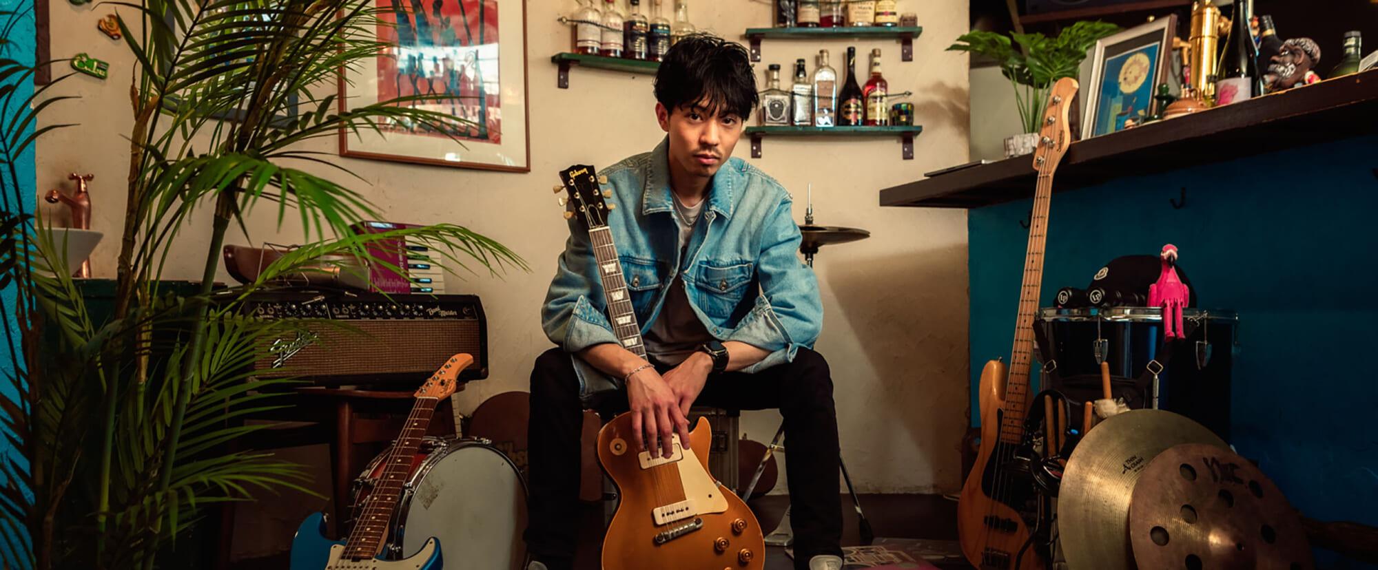 Interview|YUMA HARAマルチ・プレイヤーが贈る、珠玉のメロウ・ギター。