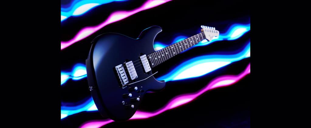 """BOSSの先進的なシンセサイザー・テクノロジーを搭載したエレクトロニック・ギター""""EURUS""""2021年9月に発売"""