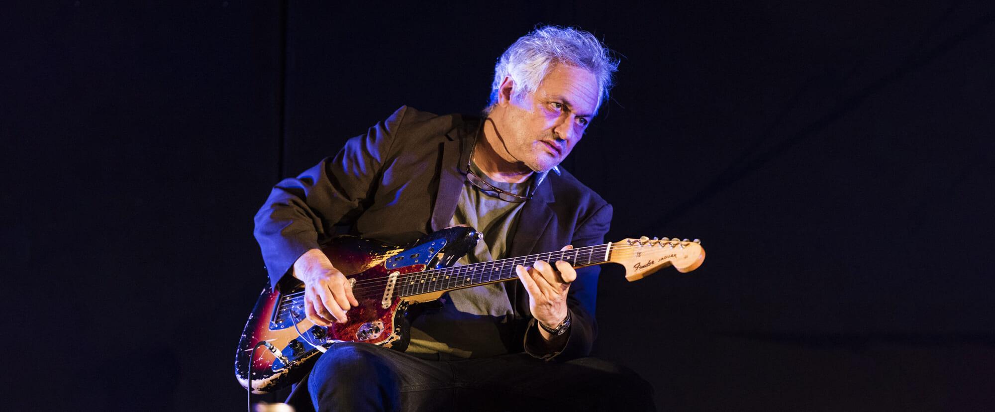 """特集:マーク・リーボウ エッジィなギターで奏でる""""希望"""""""