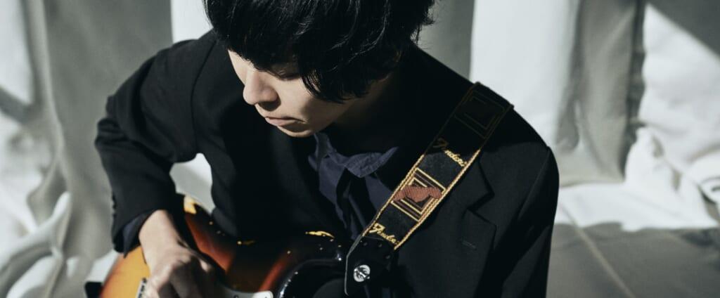 Intervew Shinji(fuzzy knot)シドのギタリストによる新ユニットが始動!