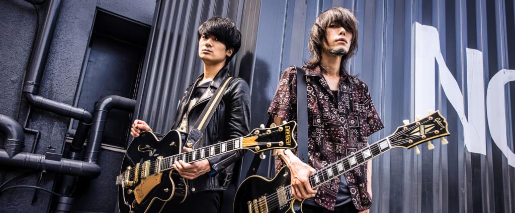 Interview|佐々木亮介&アオキテツ(a flood of circle)ロックの極限美を探し求めた15年。