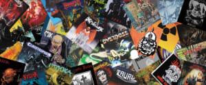 ギタリストなら絶対に聴くべき南米スラッシュ・メタルの名盤40(1/4)