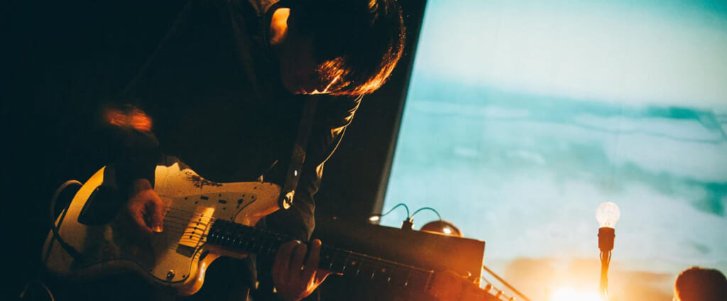 Interview|西田修大 中村佳穂「アイミル」のギター・ソロを徹底的に語り尽くす。