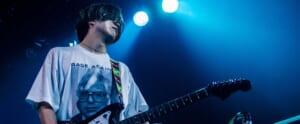 "Interview|サトウカツシロ(BREIMEN)『Play time isn't over』を貫くギタリストとしての""ユーモア"""