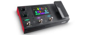 """小型で多機能なHEADRUSHのポータブル・ギターFX/アンプ・モデリング・プロセッサー""""MX5"""""""