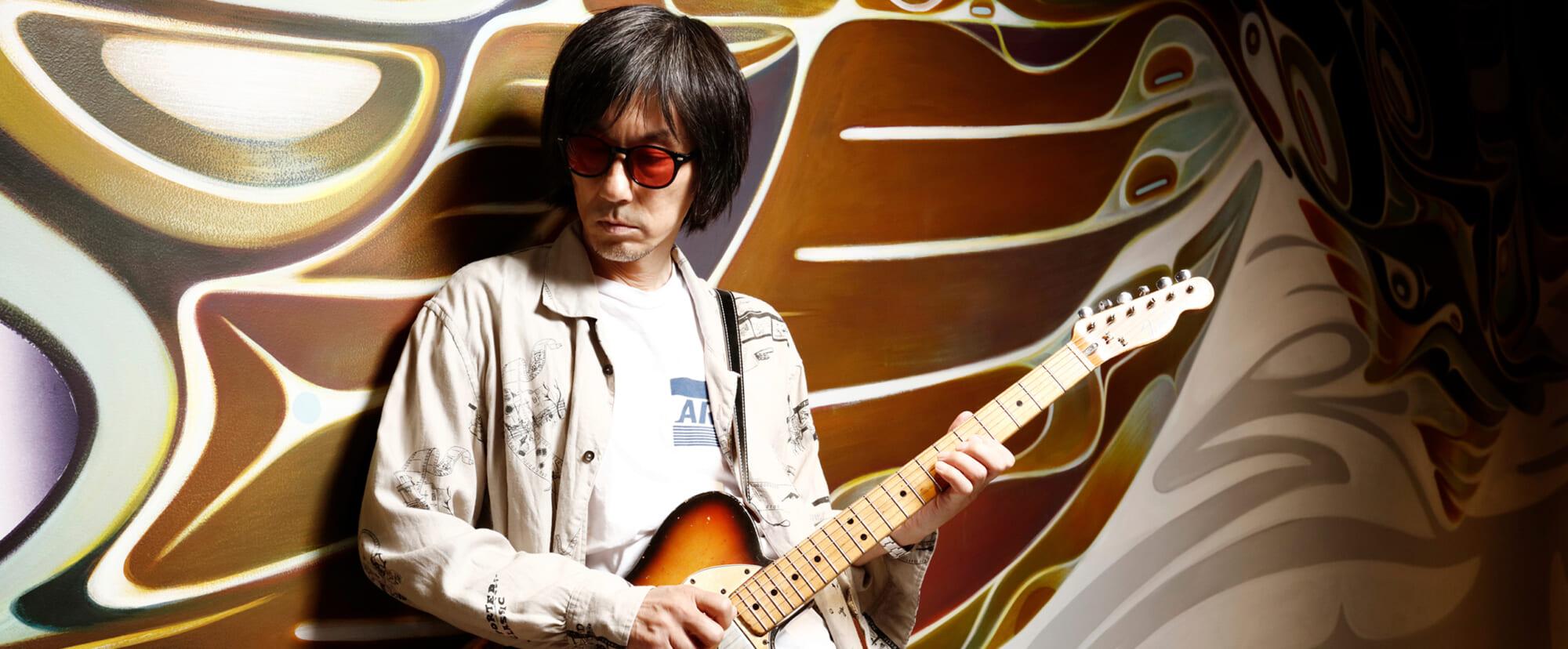 特集:フジイケンジ(The Birthday)飽くなきギターへの探究心
